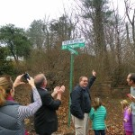 Yogi Berra Way Dedication in Montclair