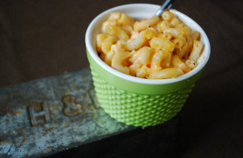mac and cheeseopen