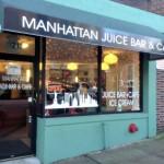 Manhattan Juice Bar & Café Offering a Little Bit of Local in Montclair