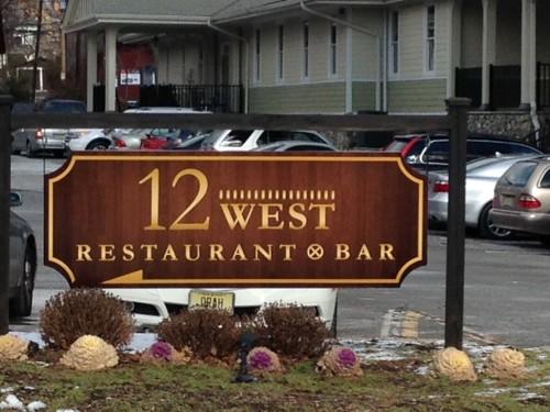12 west