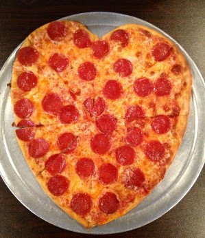 Bunny Heart Pizza 3