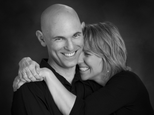 Valentine Portrait - M. Stahl - couple