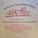 Calling All Pizza Lovers: New Bargain Lunch Menu At Ah'Pizz
