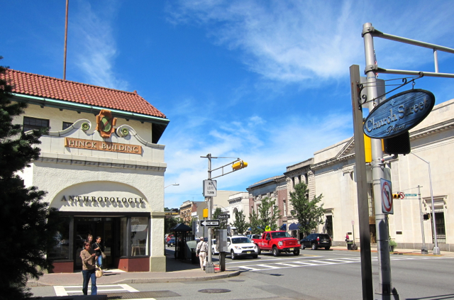 montclair downtown