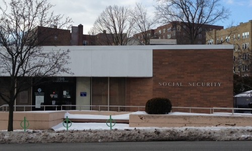 montclair social security