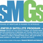 Montclair Adult School Offers New Branch: Glenfield Satellite Program