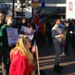 MSU's Justice League Rallies for Marriage Equality