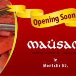Mausam, Indian Restaurant in Secaucus, To Open In Montclair