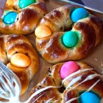 Traditional Breads, Savory Pies, And Desserts For Easter And Passover