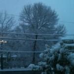 Winter Storm Saturn Arrives…Finally