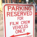 Will Friday Commercial Shoot Impact Downtown Montclair Business? (Not to mention parking!) UPDATED
