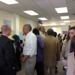 "Mark Alexander Talks ""Returning Power to The People"" At Montclair Campaign Headquarters Launch"