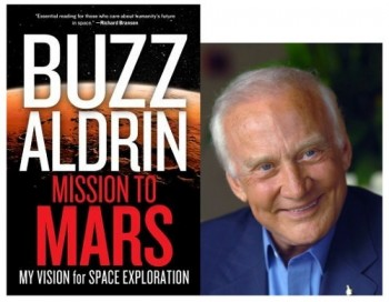 Buzz Aldrin Returns To Montclair For Mission To Mars Book Event