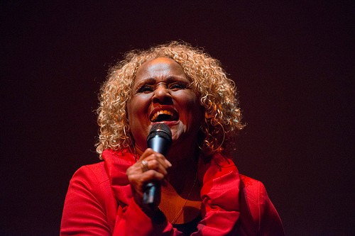 Darlene Love performs at opening night of Montclair Film Festival 2013. Photo: Montclair Film Festival