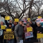 Bluewave NJ and OFA Host Vigil in Montclair's Watchung Plaza: We Have Not Forgotten
