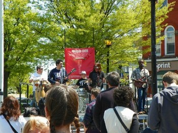 Montclair Center Stage Brings Crowds to Church Street, But Concept Will Be Tweaked