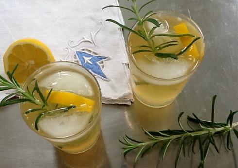lemon rose open