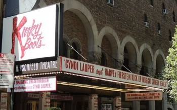 Kinky Boots - It's Not Just Girls Who Want To Have Fun