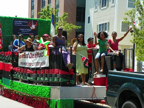 Montclair African American Heritage Parade