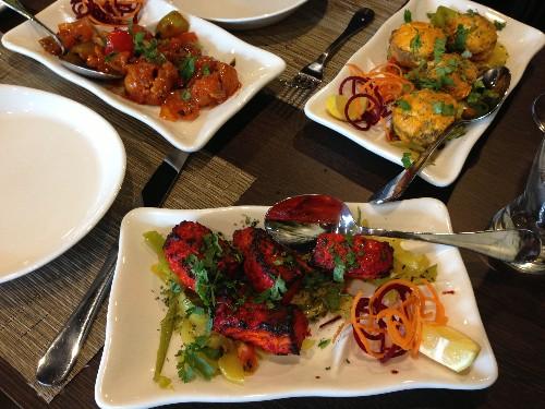 Indian Food Montclair Bloomfield