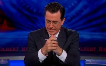 Stephen Colbert Under Fire For Tweet From Comedy Central's @ColbertReport