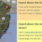 West Orange: Cease And Desist Letter Saga – What Started It All?