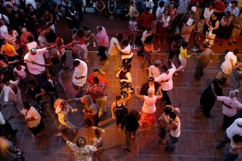 Latin Dance Shoes Bastille