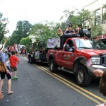 Bear Sighting At Montclair's 4th of July Parade