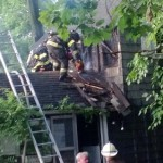 "Fire At Montclair's ""Freed Slave House"" (UPDATED)"
