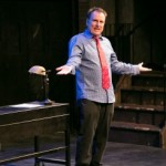 Colin Quinn Unconstitutional at the Cherry Lane Theater, NYC