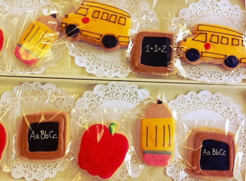 (Photo: Adorable and delicious cookies from Le Baker's Dozen)