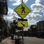 Dangerous Montclair Intersection Gets Safer With Carmanah Crosswalk Beacon