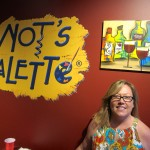 Pinot's Palette Will Bring Out The Painter In You