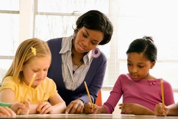 school-children-and-teacher