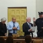 Bloomfield Welcomes Three New Firefighters