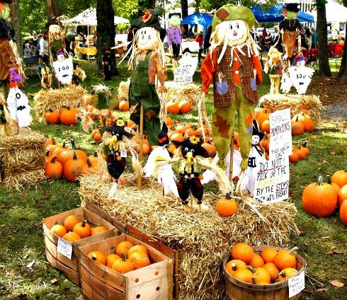 Whippany Railway Museum's Pumpkin Festival