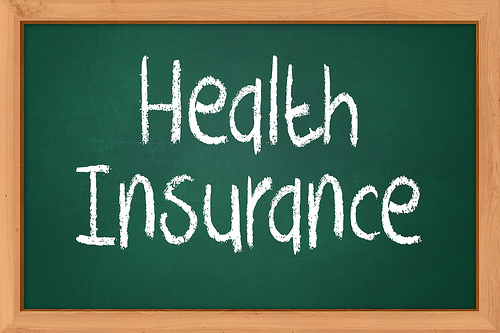 Health Insurance - words