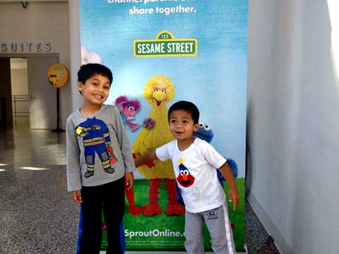 Sesame Street Live at Prudential Center