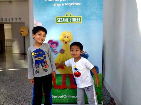 Sesame Street Live at Prudential Center