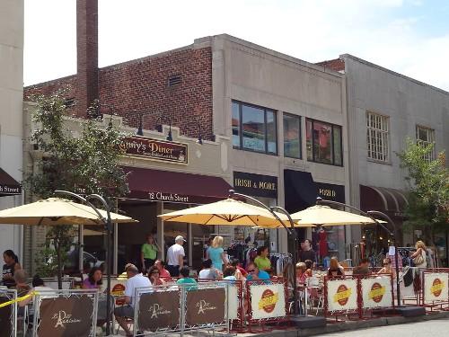 Downtown Montclair Restaurants