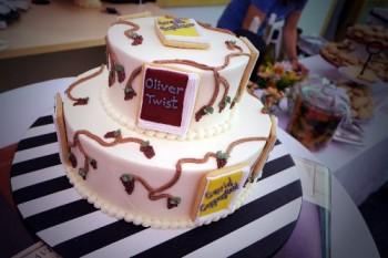 Little Daisy Bake Shop's sweet tribute.