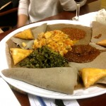 It's Already Happy New Year Time At Mesob Ethiopian Restaurant