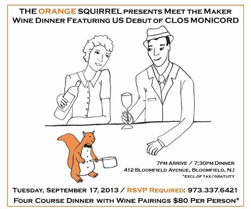 orange squirrel