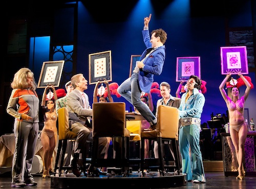 """Honeymoon in Vegas"" at the Paper Mill Playhouse"