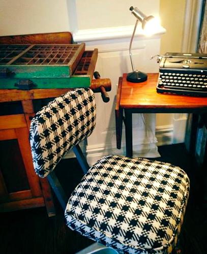 verdigreen chair desk