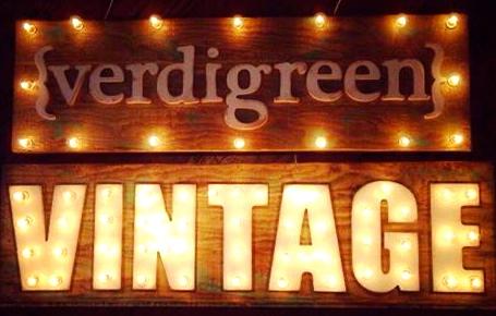 verdigreen sign