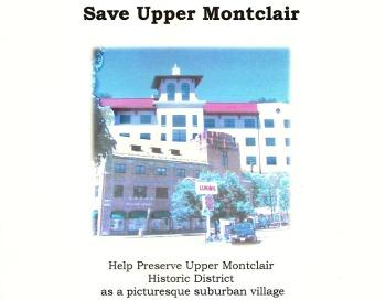 Save Upper Montclair