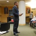 Montclair Councilor Spiller Holds Third Ward Community Meeting, Talks Police, Master Plan, Street Improvements
