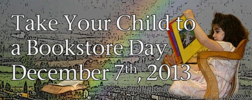 take your child to the bookstore day