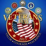 Veterans Day 2013
